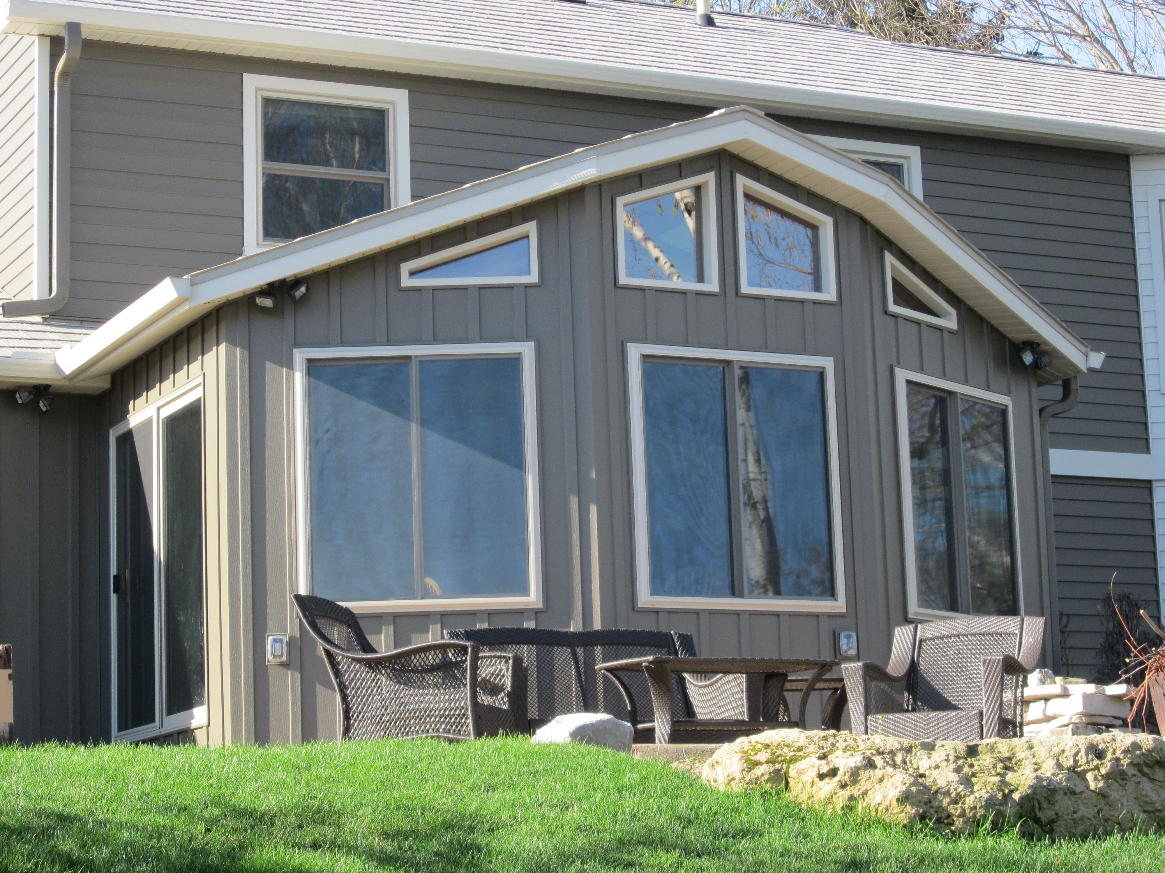 sunrooms abc home specialists madison wi wisconsin seamless