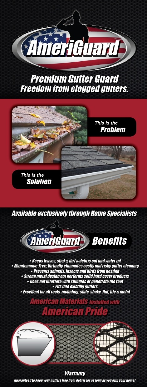 Seamless Gutters Abc Home Specialists Madison Wi
